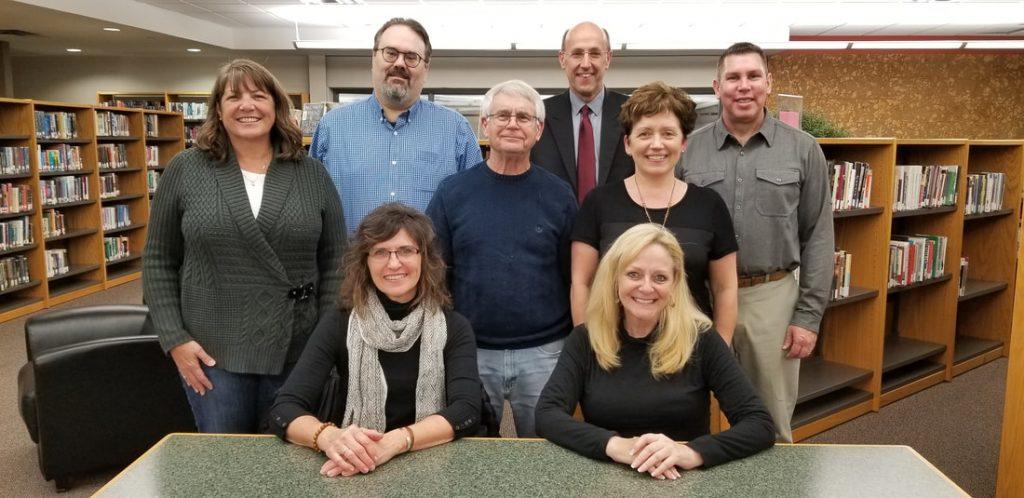 Current School Board Members
