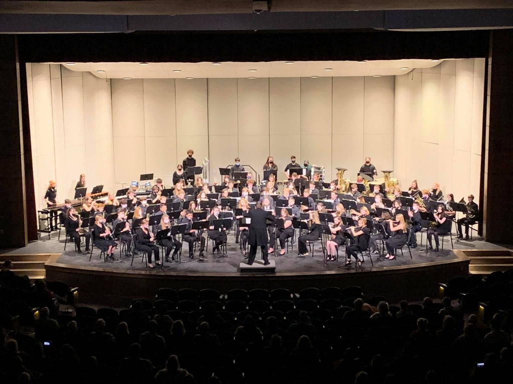 Image of band concert