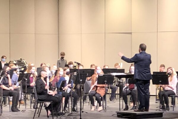 8th band concert 2021