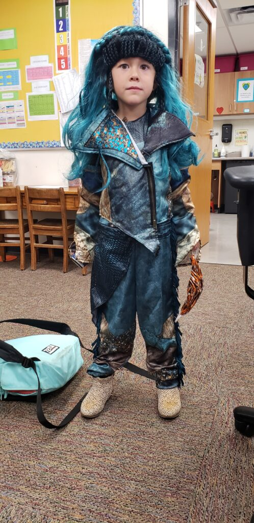 Favorite character day 3